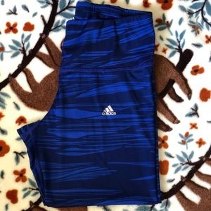 Adidas running tights
